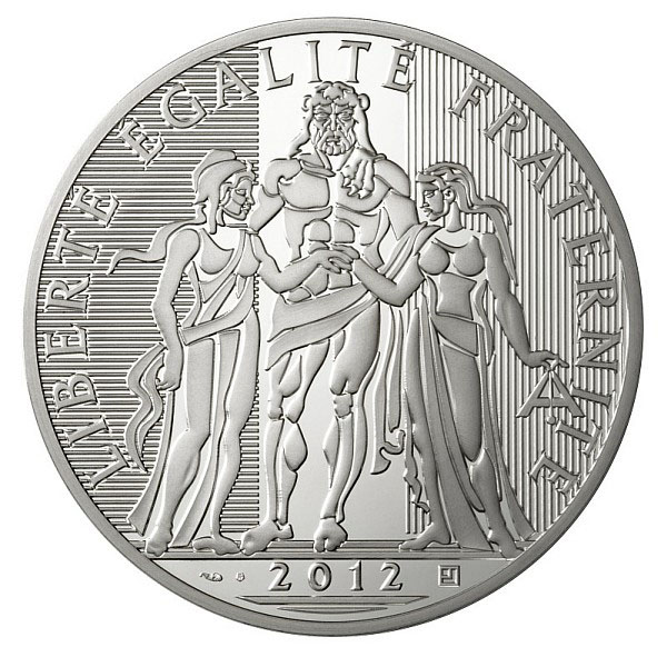10 euro Hercule