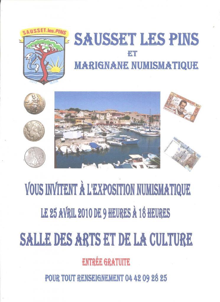 Exposition Sausset 25.04.2010