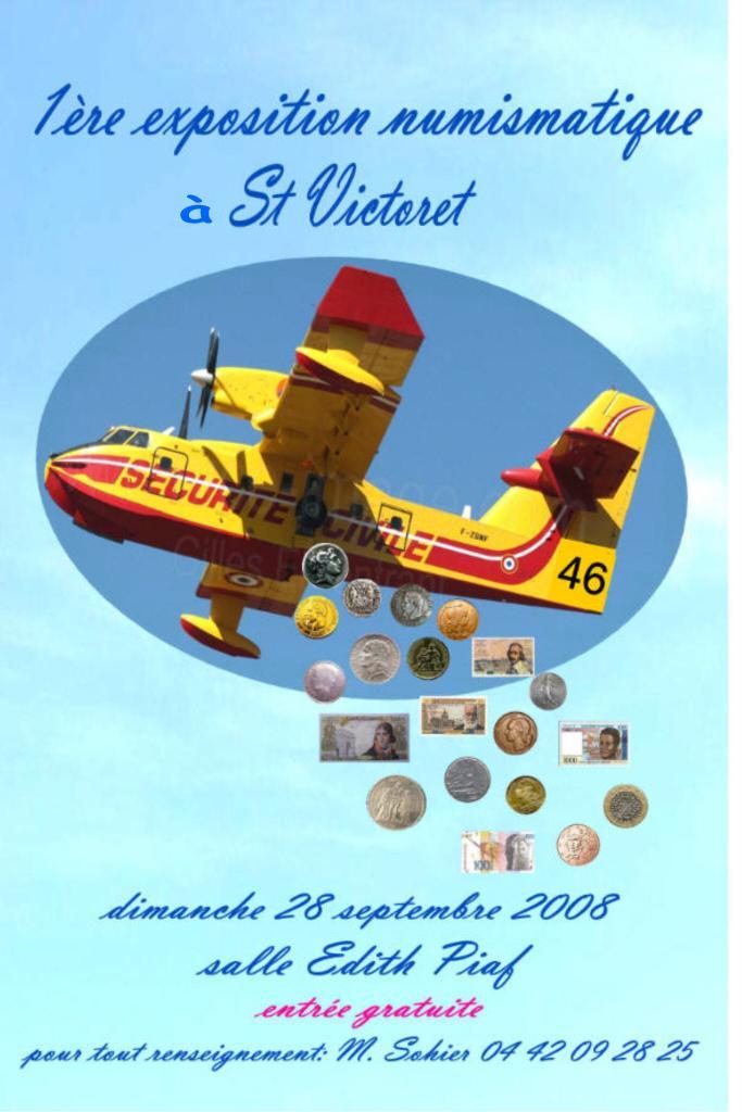 Exposition St Victoret 28.09.2008
