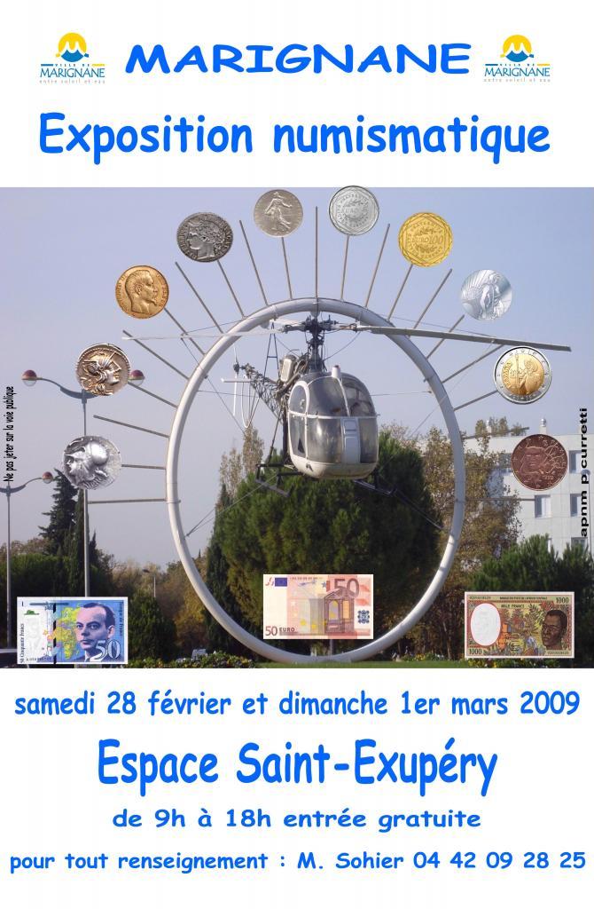 Exposition Marignane 28.02.2009