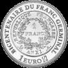 1 50 bicentenaire du franc germinal 2003a