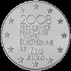 1 50 euro europa presidence francaise ue 2008 a