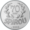 1 50 euro spirou 2008 b