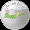 1 50 le petit prince couche dans l herbe 2007b