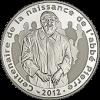 10 euro abbe pierre 2012 b