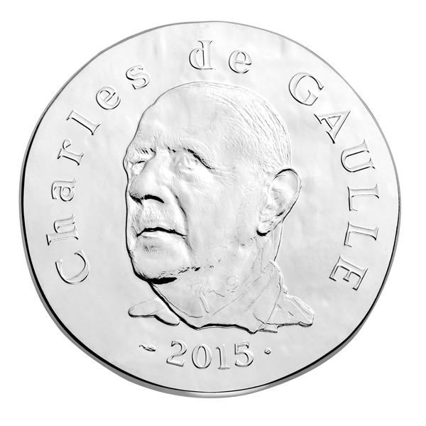 10 euro charles de gaulle 2015 a