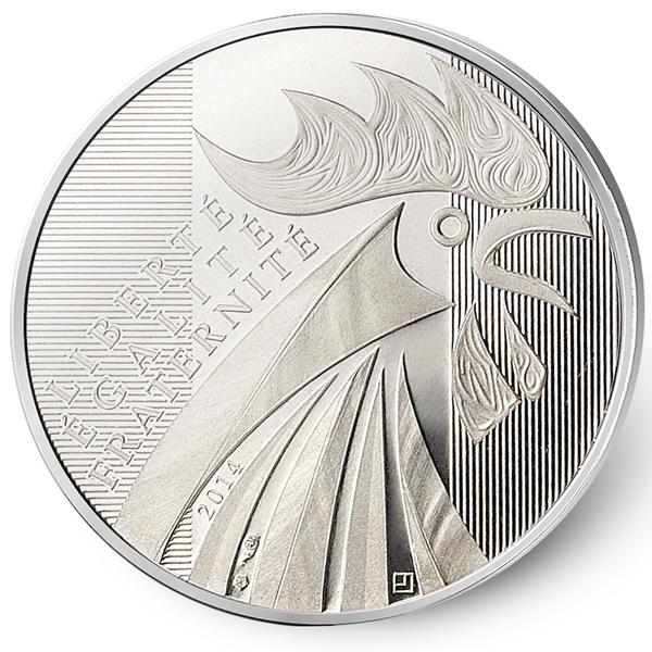 10 euro coq 2014 a