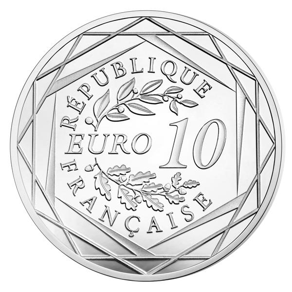 10 euro coq 2015 b