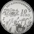 10 euro europa 2011a