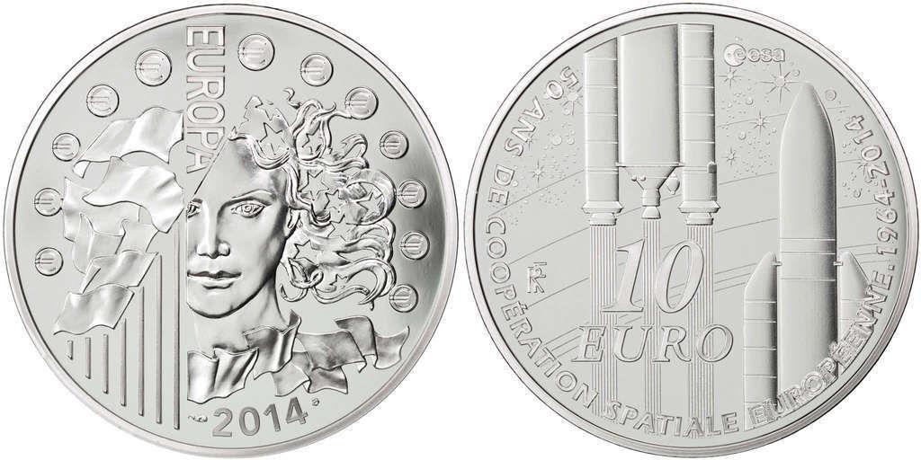 10 euro europa 2014
