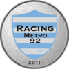 10 euro grands clubs sportif racing metro 92 2011b