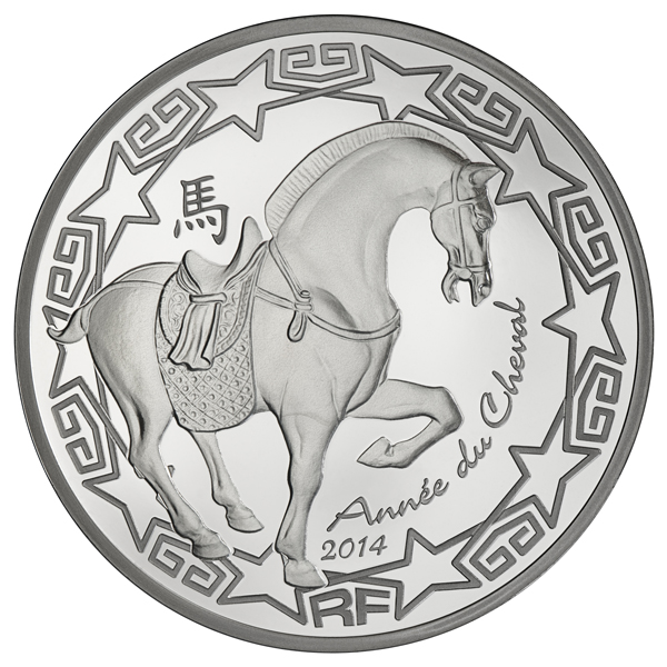 10 euro le cheval 2014 a