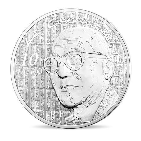 10 euro le corbusier a