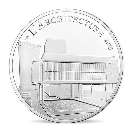 10 euro le corbusier b