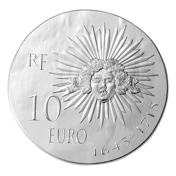 10 euro louis xiv 2014 b