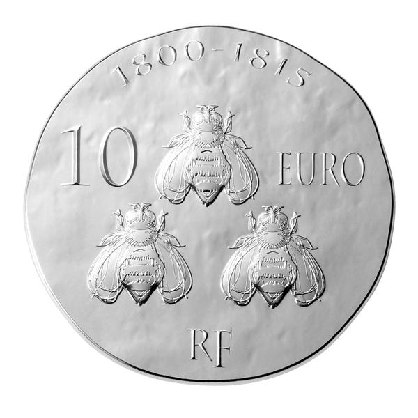 10 euro napoleon ier 2014 a