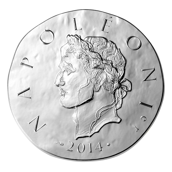10 euro napoleon ier 2014 b