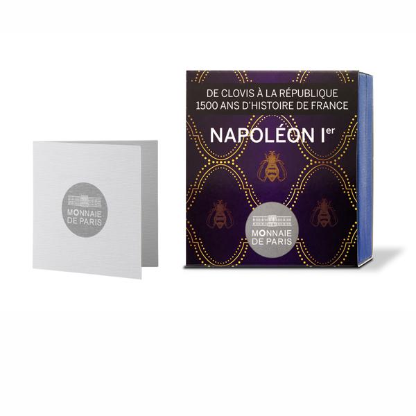10 euro napoleon ier 2014 c