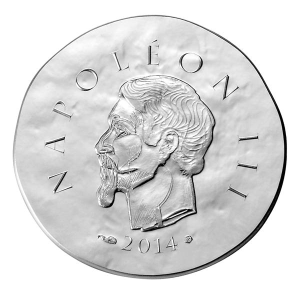 10 euro napoleon iii 2014 b