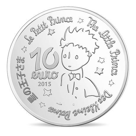 10 euro petit prince a