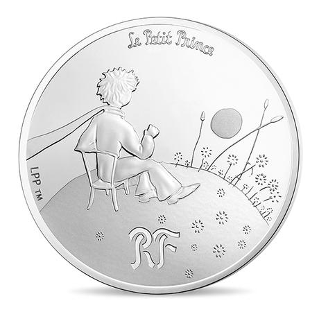 10 euro petit prince essentiel b