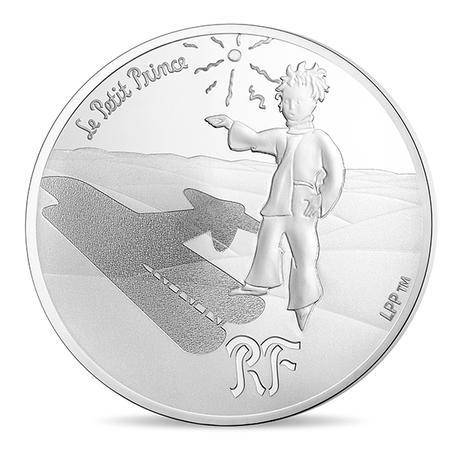 10 euro petit prince etoiles b