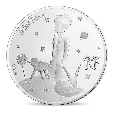10 euro petit prince moutonb