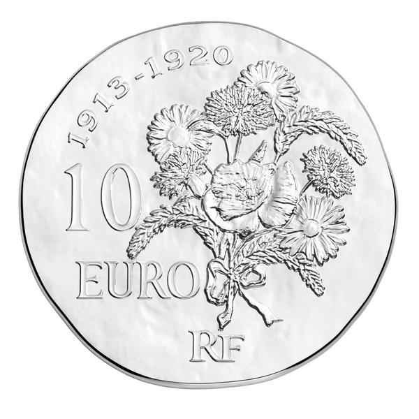 10 euro raymond poincare 2015 a