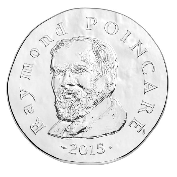 10 euro raymond poincare 2015 b