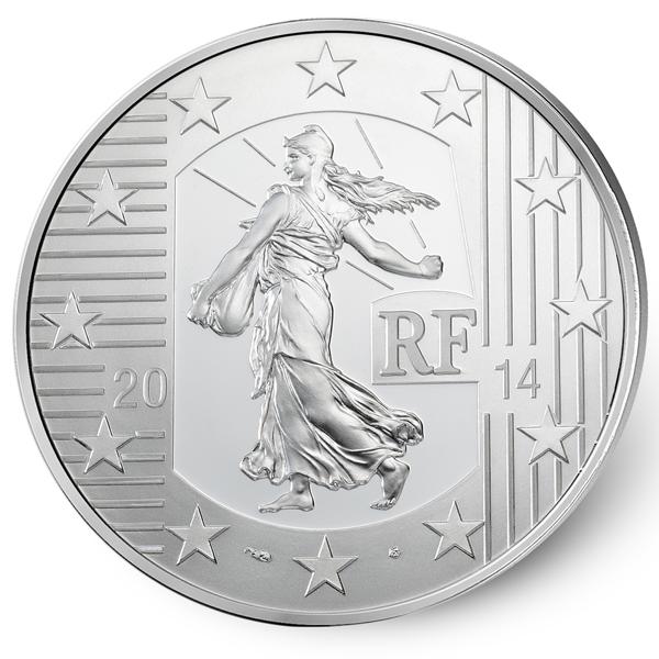 10 euro semeuse 2014 b