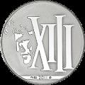 10 euro xiii 2011b