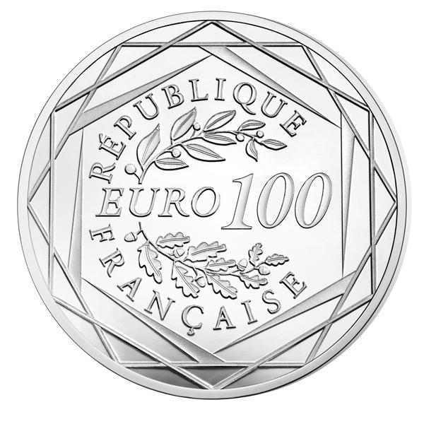 100 euro coq 2015 b