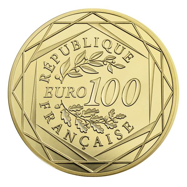 100 euro coq or 2015a