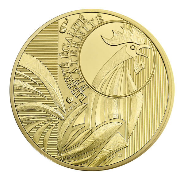 100 euro coq or 2015b