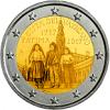 2 euro vatican fatima 2017