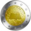 2 euros 2007 commemorative traite de rome belgique