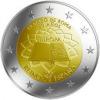 2 euros 2007 commemorative traite de rome espagne