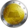 2 euros 2007 commemorative traite de rome finlande