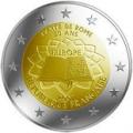2 euros 2007 commemorative traite de rome france