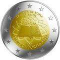 2 euros 2007 commemorative traite de rome portugal