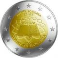 2 euros 2007 commemorative traite de rome slovenie