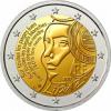 2 euros 2015 commemorative france liberte republique