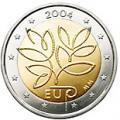 2 euros commemorative 2004 finlande