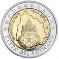 2 euros commemorative 2004 vatican