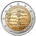 2 euros commemorative 2005 autriche