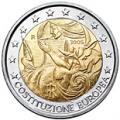 2 euros commemorative 2005 italie