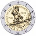 2 euros commemorative 2006 vatican