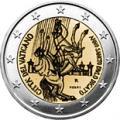 2 euros commemorative 2008 vatican