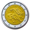 2 euros commemorative 2010 vatican