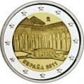 2 euros commemorative 2011 espagne